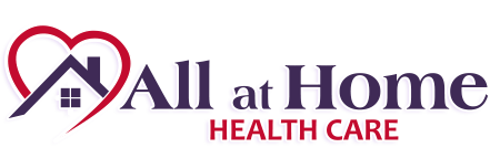 All at Home Logo
