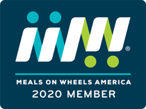 Meals on Wheels Member Badge