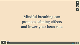 Intro to Mindfulness- breathing